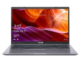 "Asus Vivobook X545FA-EJ158T Laptop (Intel Core i3-10th Gen 10110U @2.1GHz /4GB DDR4 Ram /1TB HDD /15.6"" FHD /Windows 10 Home /1.99kgs /Slate Grey /No ODD) Without Optical Drive"