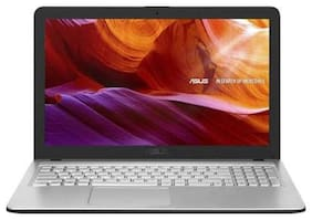 Asus X543UA-DM341T Laptop (Core i3-7th Gen 7020U @2.3GHz / 4 GB Ram/ 1 TB HDD/ 15.6 inch FHD/ Windows 10 Home/ Transparent Silver/ 1.90Kg/ No ODD) Without Optical Drive