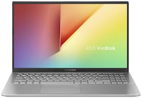ASUS Vivobook 15 ( Core i3- 8th Gen/4 GB/ 256GB SSD/ 39.62 cm (15.6 inch) FHD/ Windows 10) Thin & Light Laptop X512FA-EJ549T (Transparent Silver, 1.7kg)