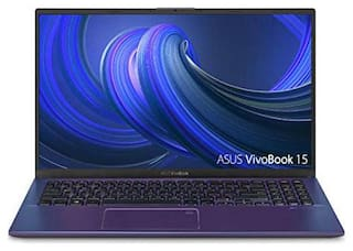 Asus VivoBook 15 (Intel Core i3-10th Gen 8 GB RAM 1 TB HDD + 256 GB SSD/39.62 cm (15.6 inch)/Windows 10) X512FL-EJ513TS (Peacock Blue, 2.04 kg)