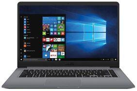 Asus Vivobook 15 X510 (Core i3 - 7th Gen/4GB/1TB/ 39.62 cm (15 Inch) FHD/Windows 10) Thin & Light Laptop X510UA-EJ770T (Grey, 1.7 Kg)