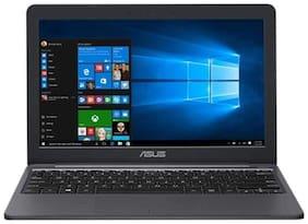 Asus Vivobook  (Intel Celeron-N4000/ 2Gb Ram/ 500Gb Hdd/29.46 Cm (11.6 inch) / Windows 10 Home/ 1.20Kg) (E203Mah-Fd004T ; Grey )