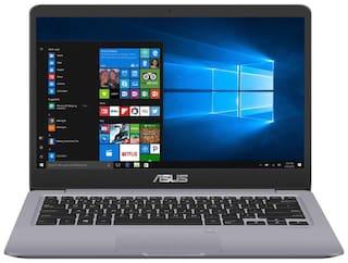 "Asus VivoBook S14 (Core i5- 8th Gen /8 GB/1 TB HDD + 256 GB SSD/14""/Windows 10 Home) S410UA-EB666T (Grey&Metal, 1.3 kg)"