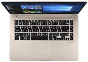 ASUS Vivobook 15 X510UA-EJ1070T (Core i3 8th Gen/4 GB/39.62 cm (15.6)/Windows 10) (Gold-IMR)