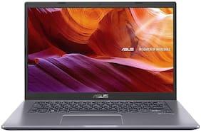 Asus VivoBook 14 AMD Ryzen 5 8 GB DDR4 1 TB HDD 35.56 cm (14 inch) Windows 10 M409DA-EK056T (Slate Grey, 1.5 kg)