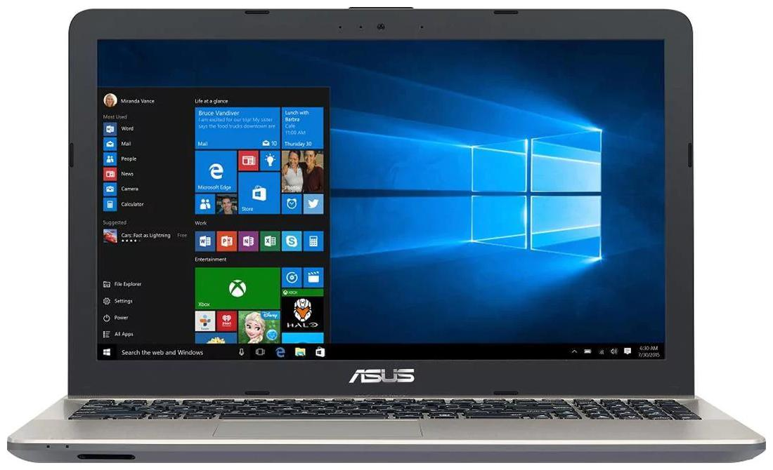 Asus Vivobook Max X541UA-DM1232D (Intel Core i3 7th Gen/ 4 GB DDR3 /1 TB HDD/ 15.6 Full HD/ DOS) Silver