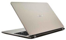 "Asus Vivobook X507 (Core i3-7th Gen /8 GB/1 TB/15.6"" FHD /Windows 10) UA-EJ274T Thin & Light Laptop (Gold, 1.68 Kg)"