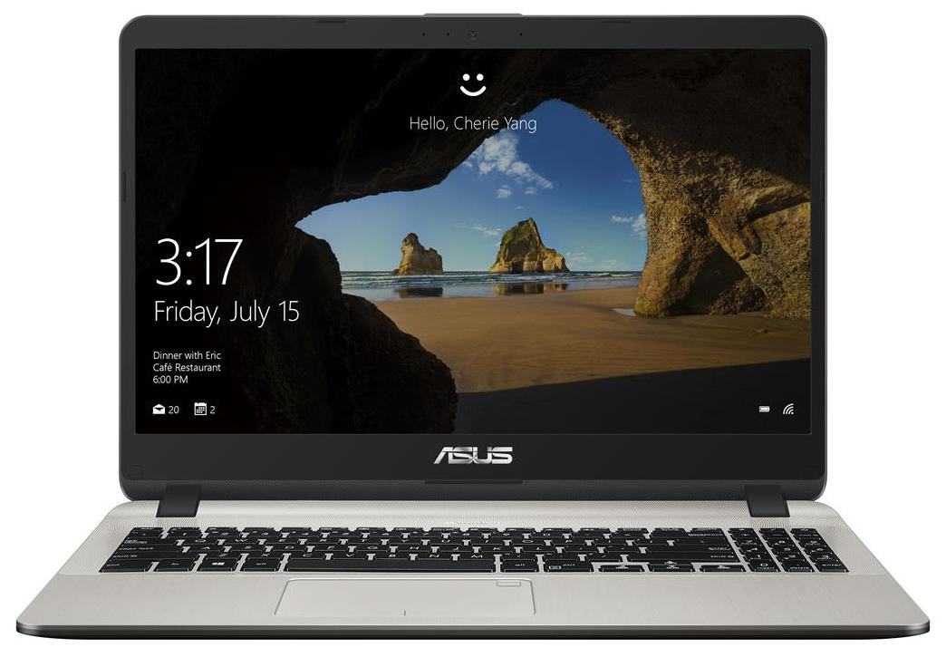 Asus Vivobook X507 (Core i3-6th Gen/4 GB/1 TB/39.62 cm (15 Inch) FHD/Windows 10) UA-EJ215T Thin and Light Laptop (Gold, 1.68 Kg)