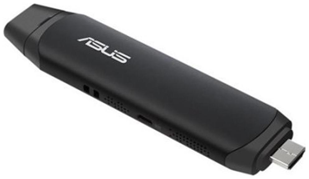 Asus VivoStick PC TS10 B058D  Atom Quad Core/2  GB/ 32  GB/ Windows 10 / Integrated  Black