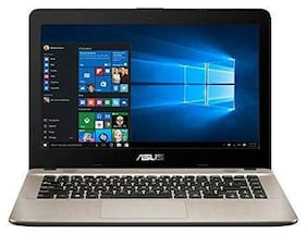 Asus X441UA-GA608T Laptop (Intel Core i5-8th Gen 8250U @1.6GHz Processor/8 GB DDR4/ 1 TB HDD/35.56 cm (14 inch)/FHD/ Windows 10 Home/Without Optical Drive) (Black, 1.8 kg)