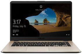 ASUS Vivobook X505 ( Ryzen 3 Dual Core /4 GB/1TB / 39.62 cm (15.6 Inch) FHD/ Windows 10 ) Thin & Light Laptop X505ZA- EJ492T ( Icicle Gold /1.6 kg)
