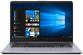 ASUS Vivobook X505 ( Ryzen 5 Quad Core /4 GB /1TB / 39.62 cm (15.6 Inch) FHD/ Windows 10 ) Thin & Light Laptop X505ZA- EJ505T (Dark Grey /1.6 kg)