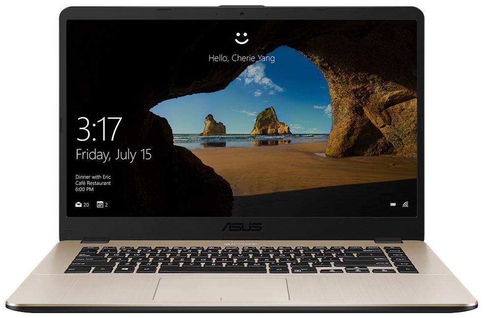 ASUS Vivobook X505 (Ryzen 5 Quad Core /8 GB/1TB / 39.62 cm (15.6 Inch) FHD/ Windows 10) Thin & Light Laptop X505ZA-EJ509T (Icicle Gold /1.6 kg)