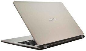 ASUS X507UA-EJ456T (39.62 cm (15.6 Inch) FHD/I5-8250U/8 GB DDR4/1 TB/SHARE/-/1C-GOLD/W10 home/802.11 b/g/n/BT 4.0/FP/1Y)