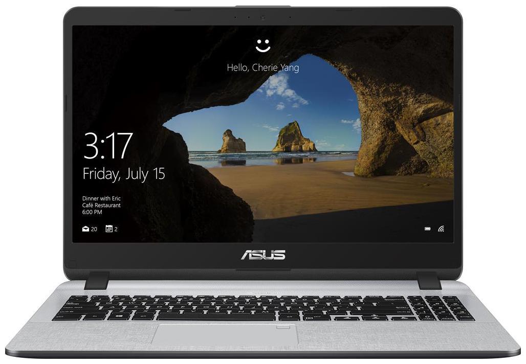 Asus Vivobook X507UA-EJ180T (Intel Core i3 (6th Gen)/4 GB/1 TB/15.6 FHD (39.62 cm)/Windows 10/With Fingerprint sensor/1.68 Kg) (Grey)