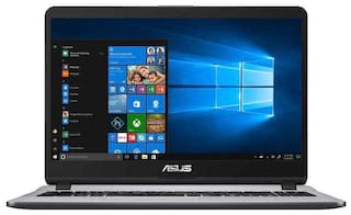 "Asus Vivobook X509UA-EJ341T (Core i3-7th Gen/4GB Ram/1TB Hdd/15.6"" LED-backlit FHD/Windows 10/Silver/1Yr Warranty) Thin & Light Laptop"