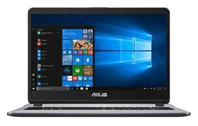 "Asus Vivobook X507 (Core i3-7th Gen /8 GB/1 TB/15.6"" FHD /Windows 10/ 2GB Graphics) UA-EJ304T Thin & Light Laptop (Grey, 1.68 Kg)"