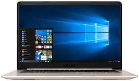 ASUS X510 ( Core i5- 8th Gen/8 GB/1TB+256GB SSD / 15.6 FHD/ Windows 10/ 2GB MX150 )  Thin & Light Laptop X510UN- EJ461T ( Gold /1.7 kg)