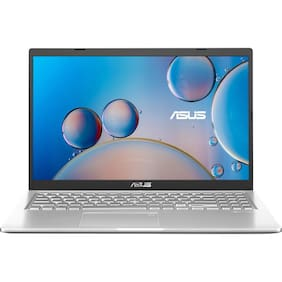 """Asus X515MA-BR004T Laptop (Intel Celeron N4020 Processor / 4GB RAM / 1TB HDD / 15.6"""" HD / Windows 10 Home / No ODD / Transparent Silver) Without Optical Drive"""