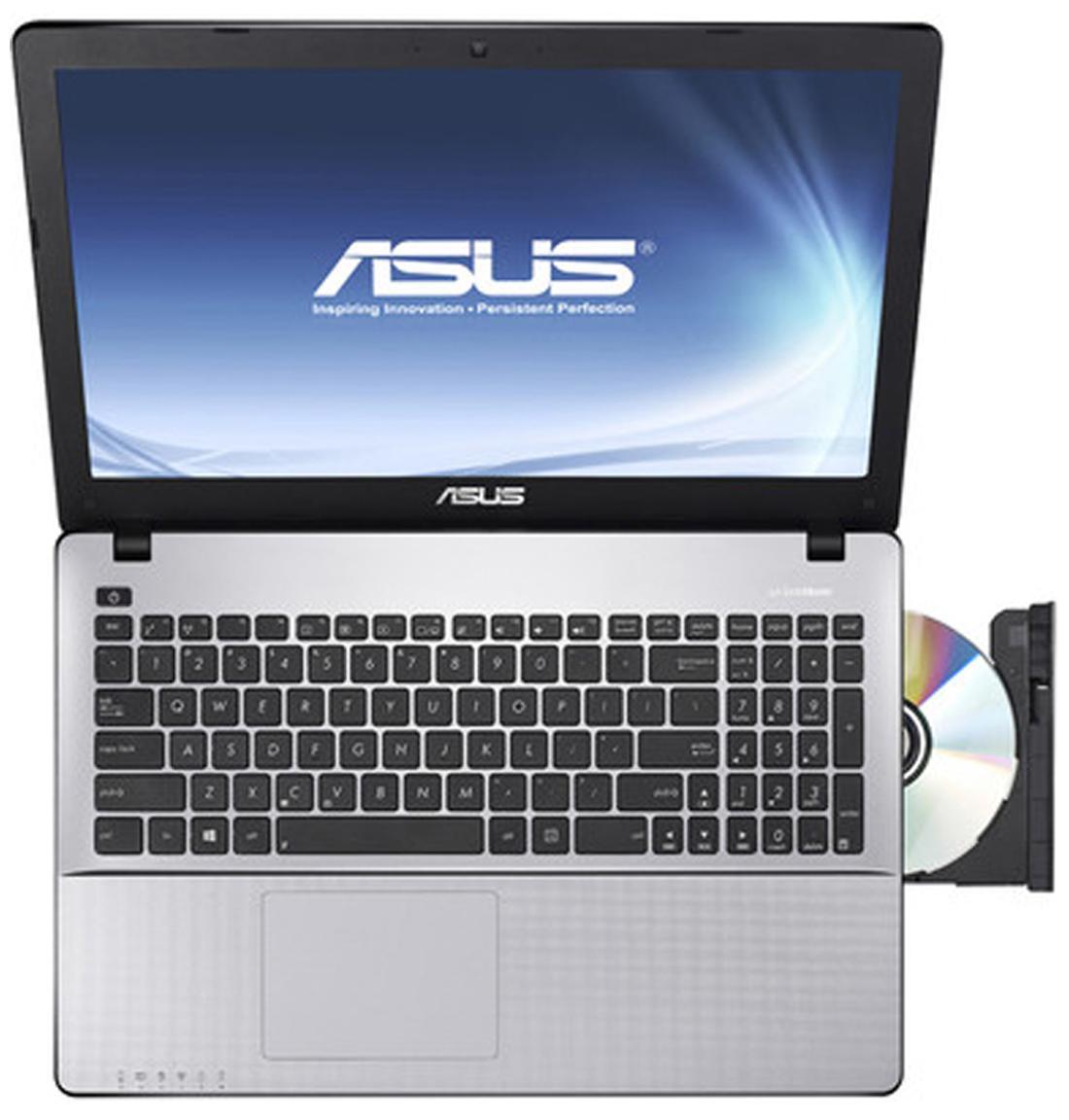 Asus X550LD  XX082D Notebook  Core i7  4th Gen  / 8 GB DDR3/ 1TB HDD/ 39.62 cm  15.6 /2  GB Graphics/DOS  Grey