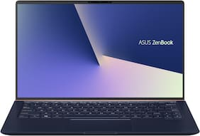 ASUS Zenbook 13 UX333 ( Core i5- 8th Gen/8 GB/ 512GB SSD / 33.78 cm (13.3 inch) FHD/ Windows 10 ) Ultra Thin & Light Laptop UX333FA-A4118T (Royal Blue /1.19 kg)