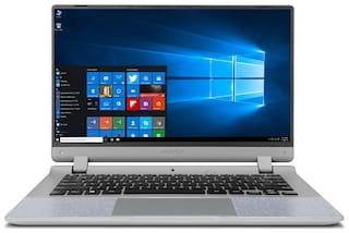 Avita Essential NE14A2INC433-CR 14-inch Laptop (Celeron N4000/4GB/256GB SSD/Window 10 Home in S Mode/Integrated Graphics), (Concrete Grey, 1.2 kg)