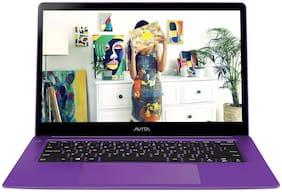 AVITA LIBER (Core i5 - 7th Gen / 8GB RAM / 512 GB SSD / 13.3-inch FHD / Windows 10 Home) NS13A1IN014P Thin and Light Laptop (Avita Purple, 1.37kg)