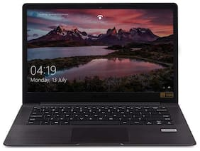 Avita Pura (AMD Ryzen 3 3rd Gen /8 GB DDR4/ 256 GB SSD /35.56 cm (14 inch) /Windows 10) NS14A6INU541-MEGYB (Metallic Black, 1.7 kg)