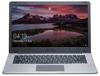 Avita Pura (AMD Ryzen 3/ 8 GB DDR4/ 256 GB SSD/ 35.56 cm (14 inch)/ Windows 10/ AMD Radeon Vega 3) NS14A6INU541-SGGYB (Space Grey, 1.5 kg)