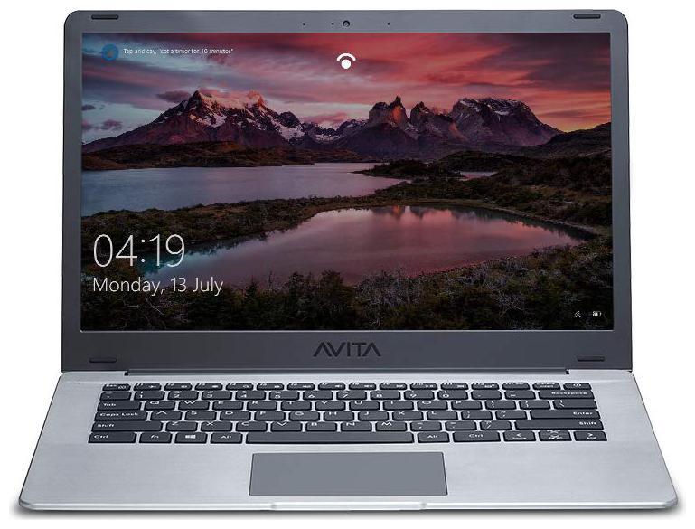 Avita Pura  Intel Core i3 8th Gen/ 4   GB LPDDR3 / 256   GB SSD/ 35.56 cm  14 inch / Windows 10/ Intel UHD Graphics 620  NS14A6INT441 SGGYB  Space Grey, 1