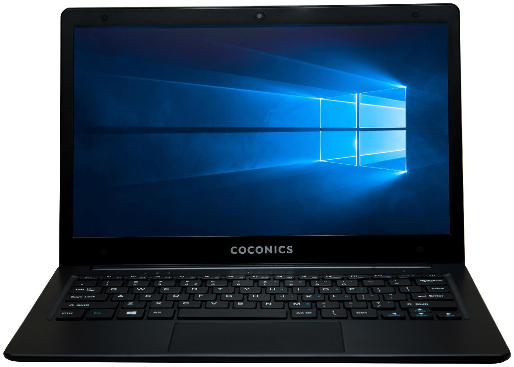 Coconics Enabler Laptop  Intel Celeron N4000/4  GB LPDDR4 RAM/64  GB eMMC/29.46 cm  11.6 inch /FHD/Windows 10 Professional/Intel Integrated   Black, 0.9