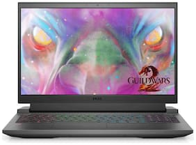 Dell G15-5510/Inspiron 5510 Gaming Laptop (Intel Core i5-10th Gen/8 GB/512 GB SSD/Windows 10/4 GB Graphics/15.6 inch) (Dark Shadow Grey, 2.4 kg)