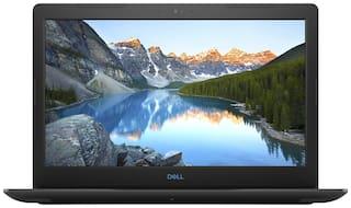 Dell G3 3579 Gaming (Core i7 (8th Gen) / 8 GB RAM / 1 TB HDD + 128 SSD / 15.6 FHD / Windows 10 / MS Office 2016 H&S DFO / 4 GB GTX1050 Ti Graphics ) B560105WIN9 Gaming ( Black , 2.53 Kg )