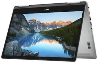 Dell Inspiron 13 7373 (Core i5-8th Gen/ 8GB/ 256 GB/ 33.78cm (13.3 Inch) FHD/ Windows 10/ MS Office) A569502WIN9 2-in-1 Laptop (Grey, 1.45Kg)