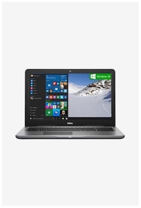 Dell Inspiron 5000 (Core i3 - 6th Gen/4 GB RAM/1 TB HDD/15.6 inch/Windows 10) Inspiron 5567 (Grey, 2.3 Kg)
