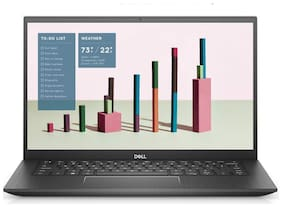 Dell Inspiron 5408 14 inch FHD Laptop (10th Gen Intel Core i5-1035G1/8 GB/512 SSD/2 GB NVIDIA Graphics/Win 10 + MS Office) D560210WIN9SE (1.4 kg, Pebble)