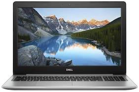 Dell Inspiron 5000 (Core i5-8th Gen/4GB RAM/1TB HDD/39.62 cm (15.6 inch)/ FHD/Windows 10/MS Office/2 GB Graphics) Inspiron 5570 (Silver 2.2 kg)