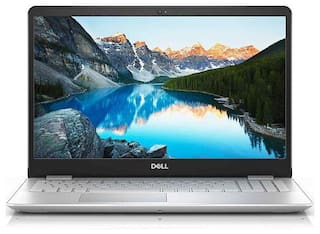 """Dell Inspiron 15 5584 (Core i5-8th Gen/ 8GB/1TB HDD + 512 SSD/15.6"""" FHD/ Windows 10/ 2GB Graphics/ MS Office/ Backlit Keyboard) Thin and Light Laptop (Silver, 1.9kg)"""