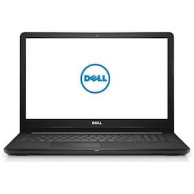 Dell Inspiron 3000 (AMD A6 - 7th Gen/4 GB RAM/1 TB HDD/15.6 Inch/Windows 10) Inspiron 3565 (Black, 2.2 kg)