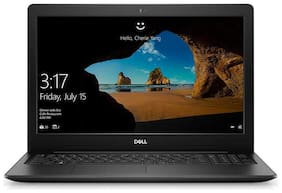 Dell Inspiron 14 3481 (Core i3-7th Gen/4 GB RAM/1 TB HDD/35.56 cm (14 inch)/HD/Windows 10With MS Office Home & Student 2016) (Platinum Silver, 1.66 kg)