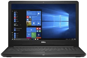 Dell Inspiron 3576 Windows  (Core i5  (8th Gen) / 8 GB RAM / 1 TB HDD / 39.62 cm (15.6 inch) FHD / Windows 10 Home) A566126WIN9 (Black , 2.4 Kg)
