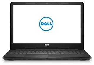 Dell Inspiron 3000 (Core i3 - 7th Gen/4 GB RAM /1 TB HDD/39.62 cm (15.6 inch) FHD/Windows 10/MS Office) Inspiron 3567 B566109WIN9 (Black, 2.2 Kg)