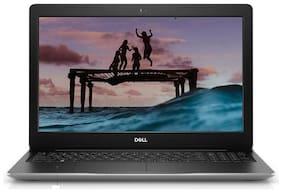 DELL Inspiron 3584 39.62 cm(15.6 inch) (7th Gen Ci3-7020U/4GB/1TB HDD + 256GB SSD/Windows 10/Intel HD Graphics), Silver