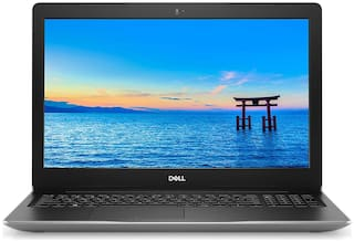 Dell Inspiron 3584 (Core i3 - 7th Gen/4 GB RAM/1 TB HDD/39.62 cm (15.6 inch) FHD/Windows 10/ MS Office) Thin and Light Laptop (Silver, 2.03kg)
