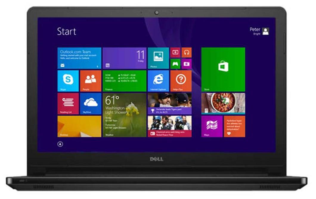 Dell Inspiron 5558  Core i5  5th Gen /6  GB/1 TB/39.62 cm  15.6 /Windows 8.1/2  GB Graphics   Black
