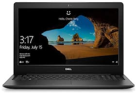 DELL Inspiron 3593 15.6-inch FHD Laptop (10th Gen Core i5-1035G1/8GB/1TB HDD/Window 10 + Microsoft Office/Integrated Graphics)  Black-