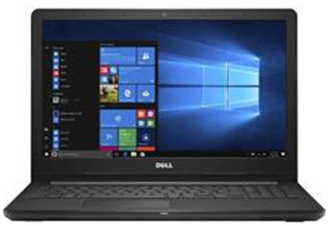 Dell Inspiron 15 3567 (Core i5 (7th Gen)/4 GB RAM/1 TB HDD/15.6'' FHD/Windows 10 Home with Office Home and Student 2016) (Black)