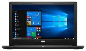 Dell Inspiron 15 3567 (Core i3 (7th Gen)/4 GB RAM/1 TB HDD/39.62 cm (15.6 inch)/Windows 10) Inspiron 15 3567,  (Black , 2.4 kg)