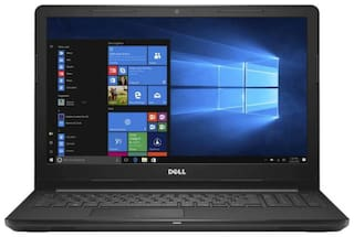 Dell Inspiron 3000 (Core i5 - 8th Gen/8 GB RAM/2 TB HDD/15.6 Inch FHD/Windows 10/MS Office/2 GB Graphics) Inspiron 3576 (Black, 2.2 Kg)