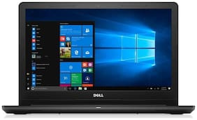 Dell Inspiron 3000 (Core i3 - 6th Gen/4 GB DDR4/1 TB HDD/15.6 Inch/Windows 10) Inspiron 3567 (Black, 2.2 Kg)